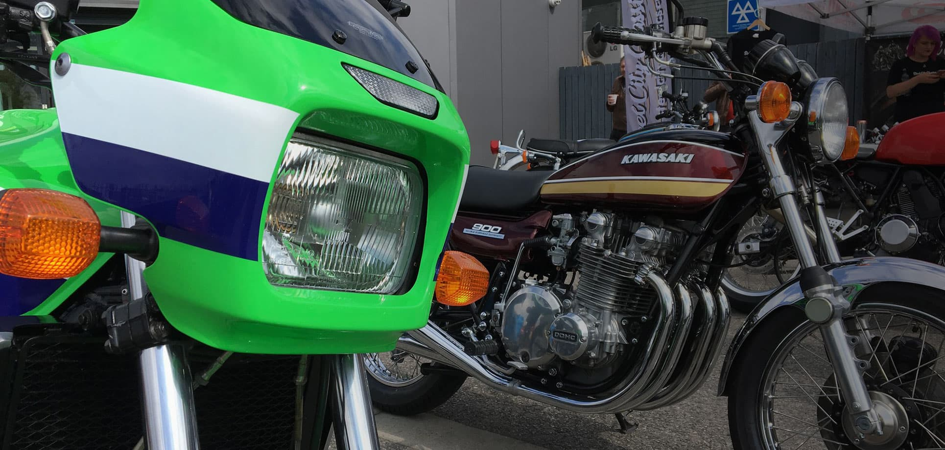 Classic Motorcycles for sale in Sheffield   Steel City Classics