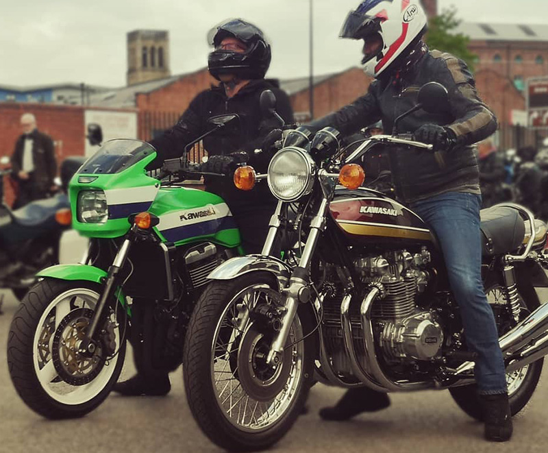 Classic Motorcycles for sale in Sheffield | Steel City Classics